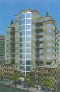 Proposed Rose St Condo Tower