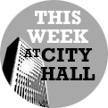This Week at City Hall