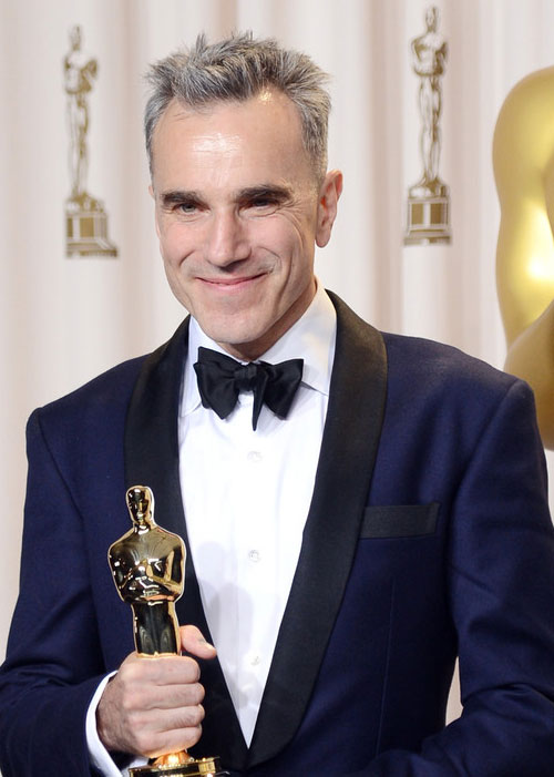 Daniel Day-Lewis at the Oscars
