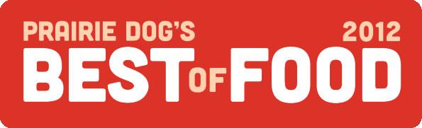 Best of Food 2012