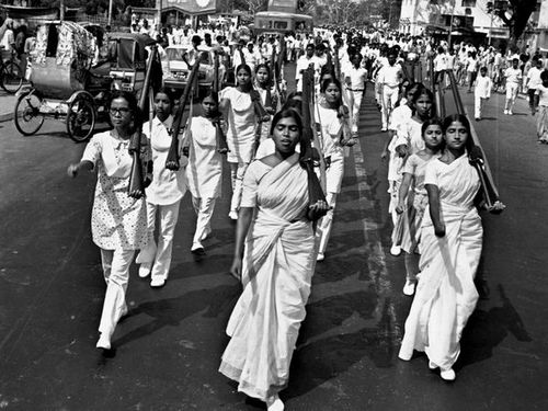 Student Protest in East Pakistan – 1970
