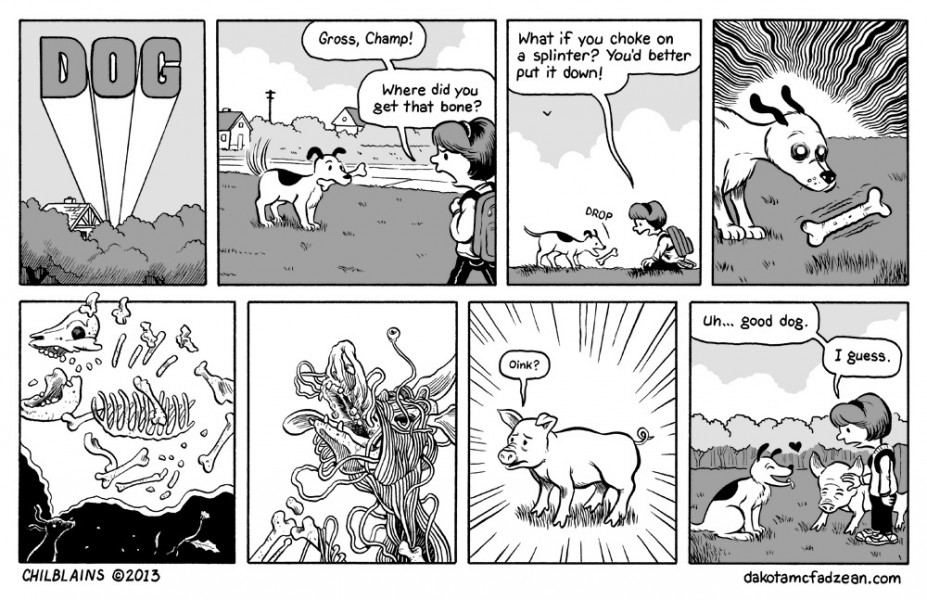 Chilblains - DOG