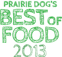 Best of Food 2013