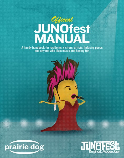 JunoFest Manual - by Myron Campbell
