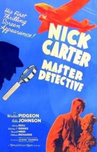 Nick-Carter-Master-Detective-Poster