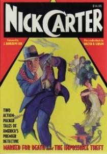 Nick Carter Pulp 1