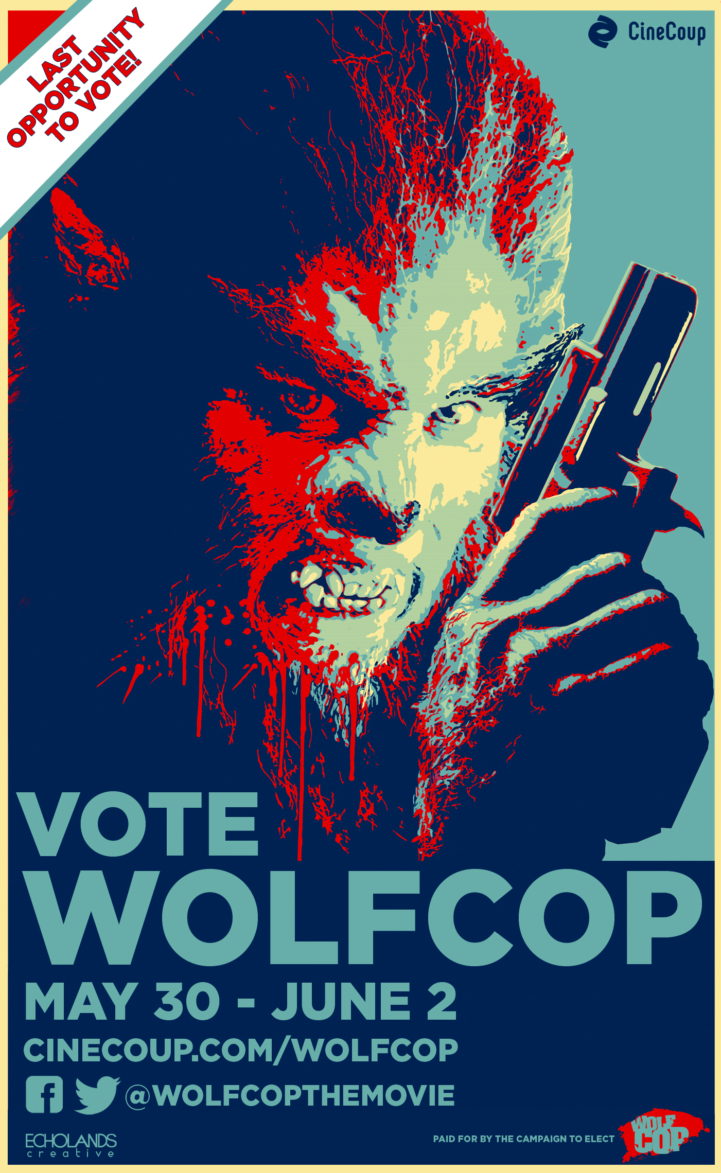 WOLFCOP VOTE Prairie Dog (1)