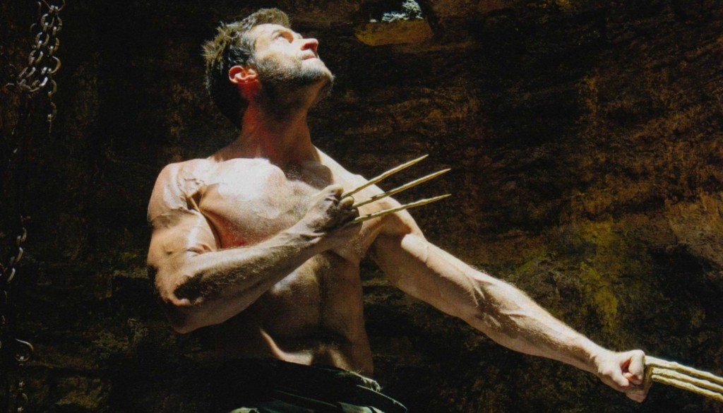 Wolverine's claws without adamantium are kind of gross.