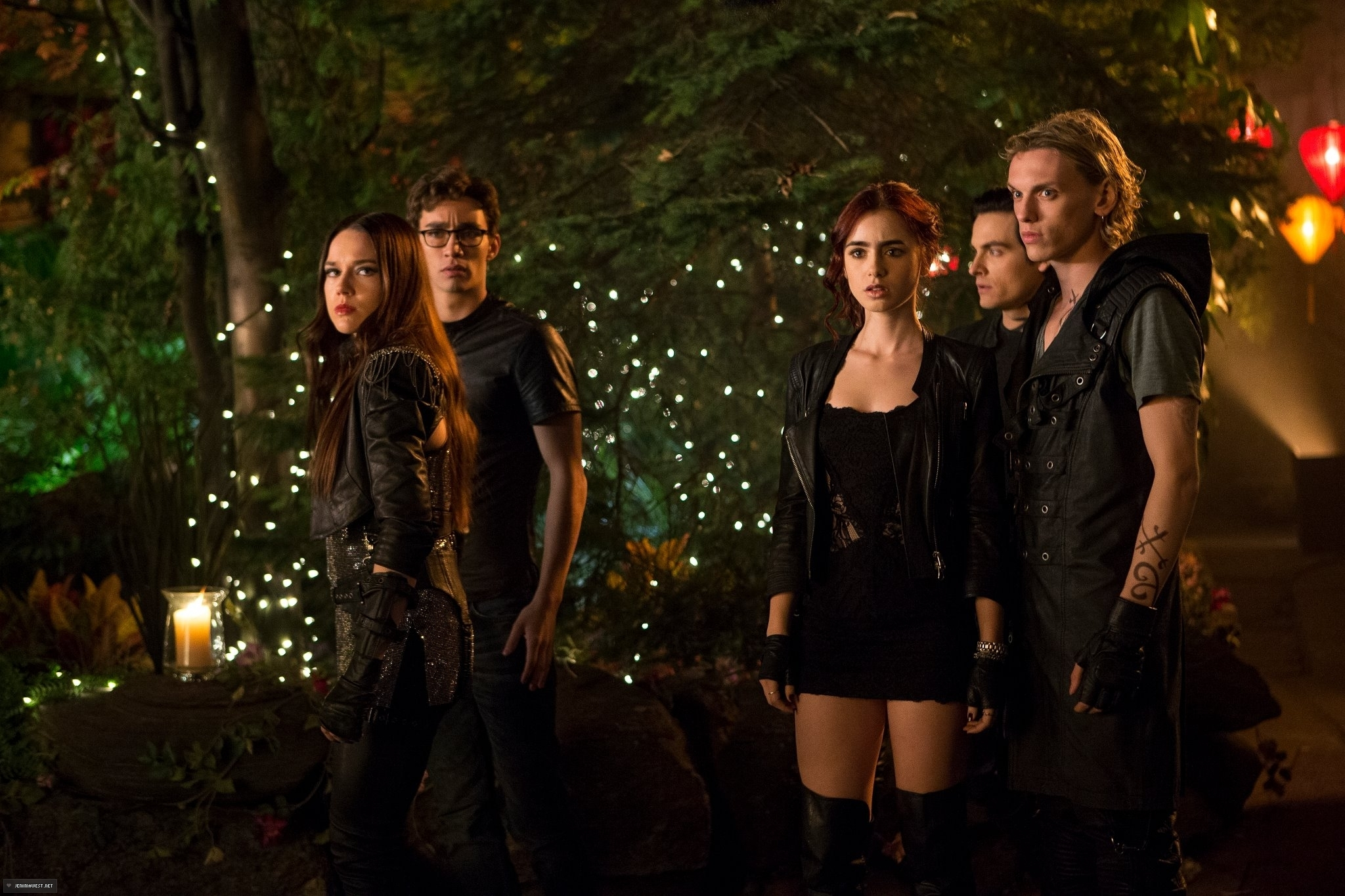 Review: The Mortal Instruments, or Not Another YA Movie!
