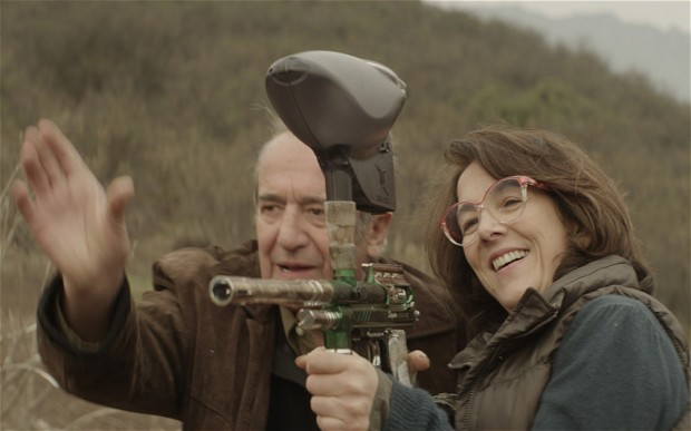 Gloria: Armed and Chilean.