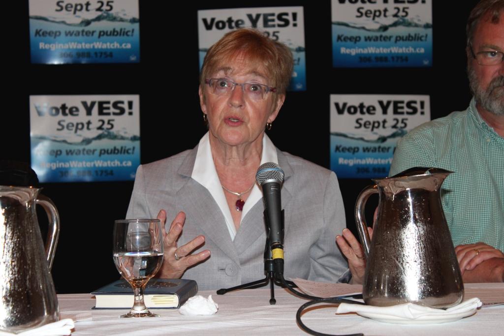 Referendum 2013-Maude Barlow