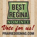 Best of Regina 2013 badge 1