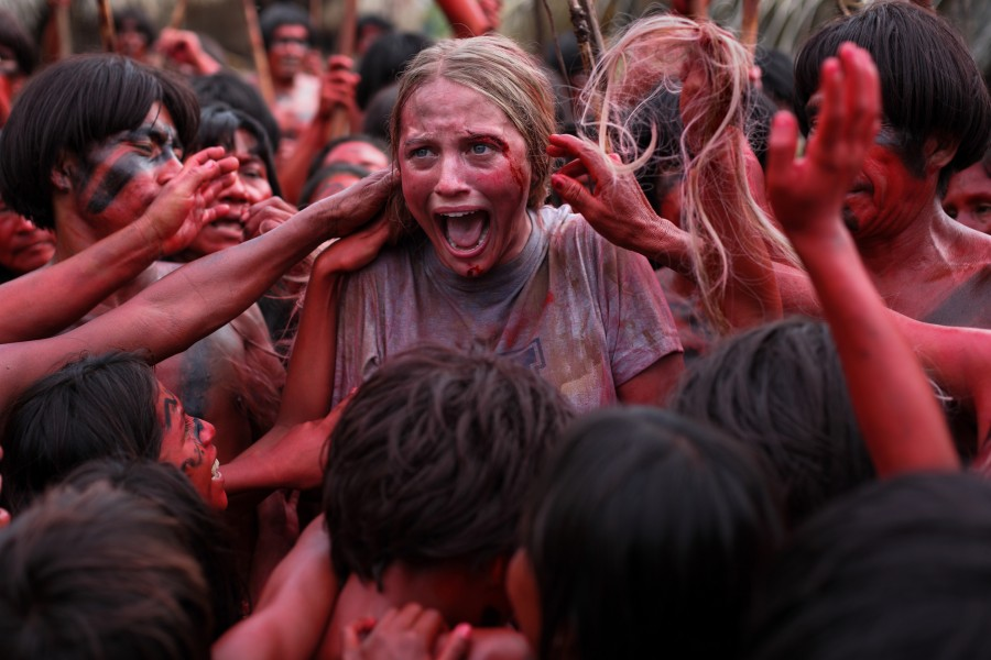 The Green Inferno.