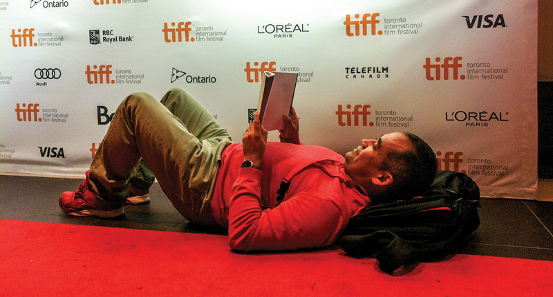 Jorge Ignacio Castillo at TIFF