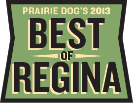 Prairie Dog's 2013 Best of Regina