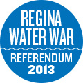 Regina Water War - Referendum 2013