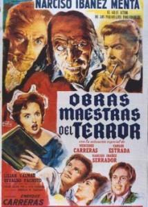 Obras maestras del terror