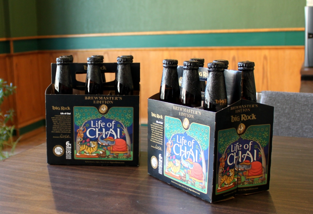 Press Kit (beer-life of chai)