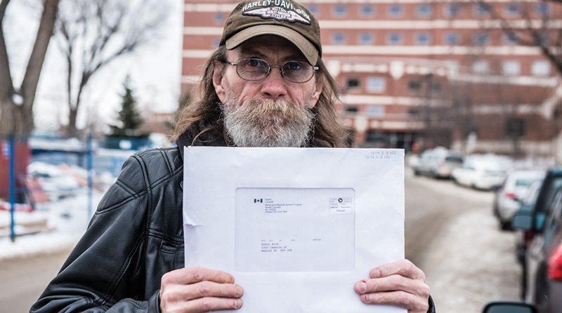 Medical Marijuana letters - photo by Darrol Hofmeister