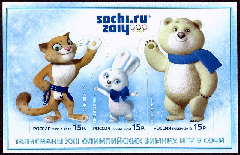 Mascots_2014_Winter_Olympics