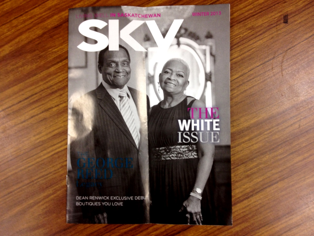 Skymag white issue