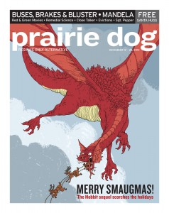 Cover 2013-12-12 by Dakota McFadzean
