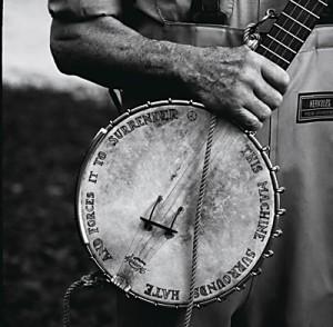 Pete Seeger Banjo