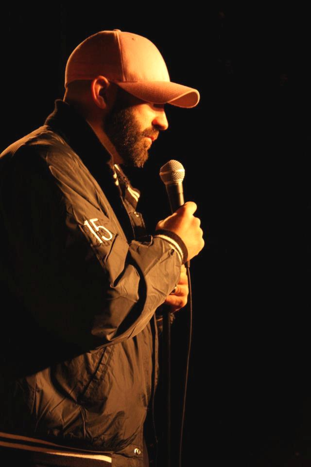 Comedy (comedy grind-shawn koch)