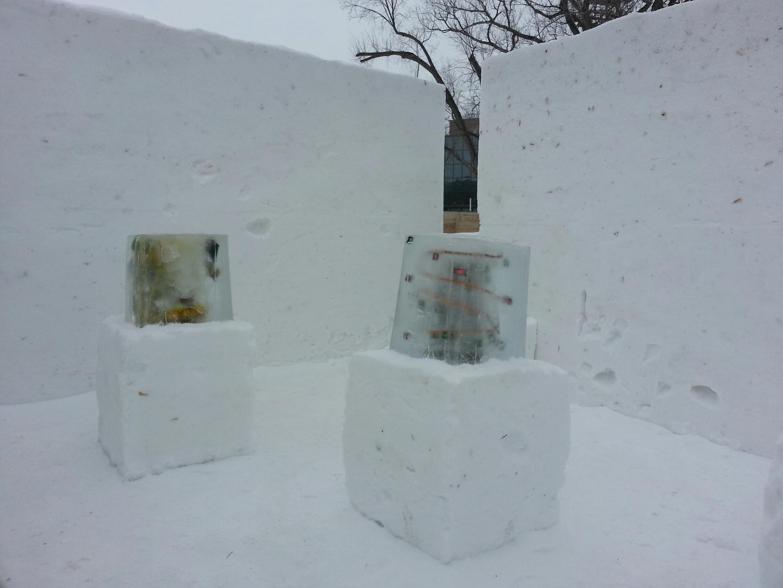 Snow Gallery II