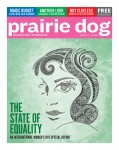 Prairie Dog cover - by Mackenzie Bulych