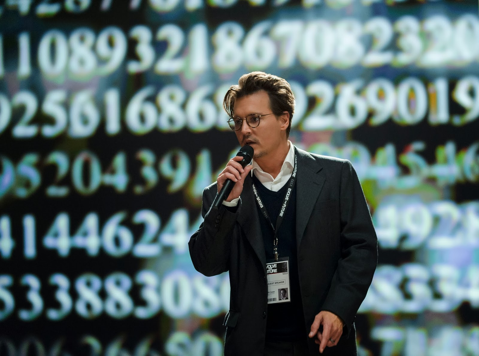 Google chrome themes johnny depp - The Numbers Make Johnny Depp Look Smart Also Glasses