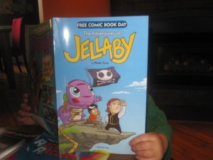 Jellaby Free Comic