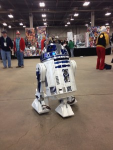 Fan Expo Regina (artoo)