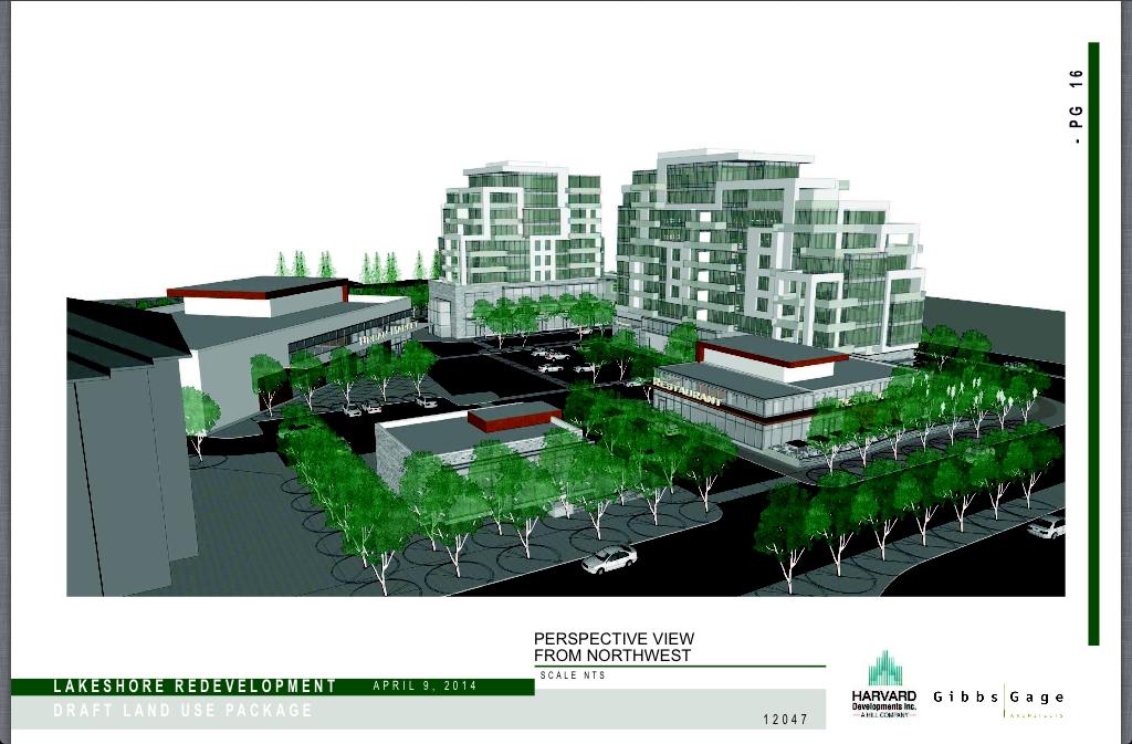 Lakeshore Redevelopment