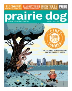 June 26 cover by Dakota McFadzean
