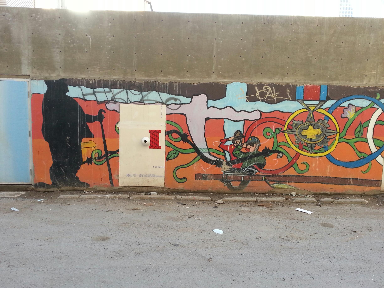 Legion Mural II