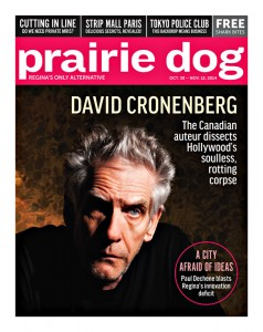 2014-10-30 Cover, photo by Caitlin Cronenberg