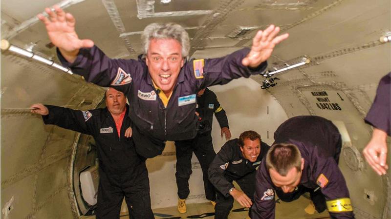 Bob McDonald - photo courtesy NASA
