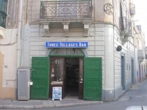 Three Villages Bar, Balzan, Malta
