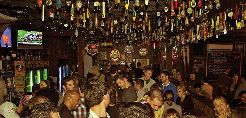 Hamilton's Tavern in San Diego