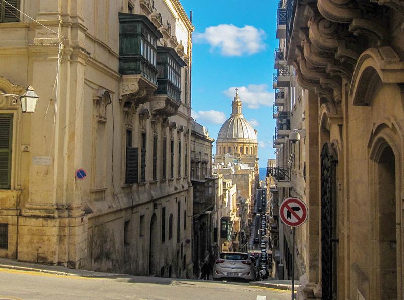 Malta - Photo by Paul Dechene