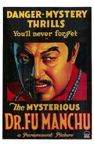 Mysterious Dr Fu Manchu