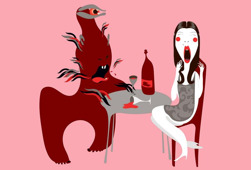 illustration by Evgenia Mikhaylova