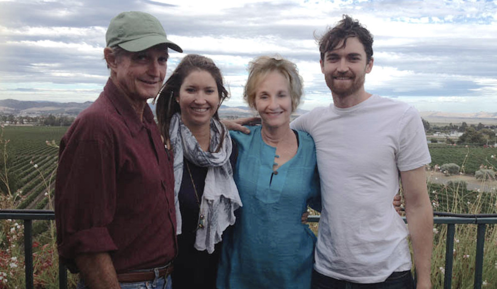 The creator of Silk Road, Ross Ulbricht, and his family.