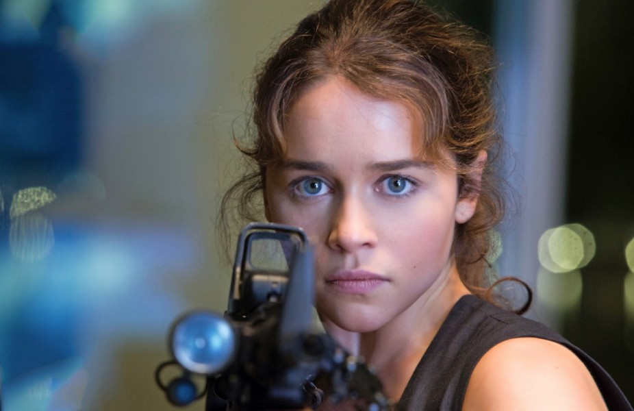 I mean, really: at this point, who hasn't played Sarah Connor?