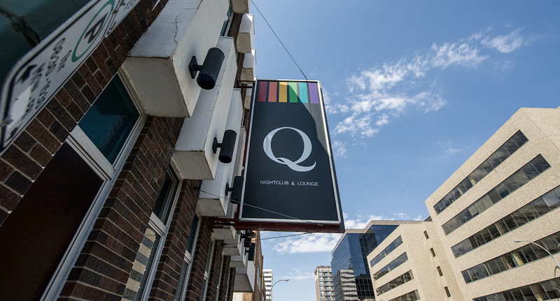 Q Nightclub (photo Darrol Hofmeister)