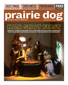 2015-12-10 cover, photo by Darrol Hofmeister