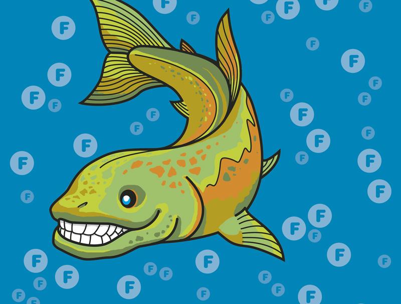 Fluoridated fish | by Paul Klassen