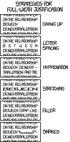 XKCD (justification)