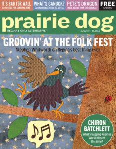 August 4 cover, by Paul Klassen